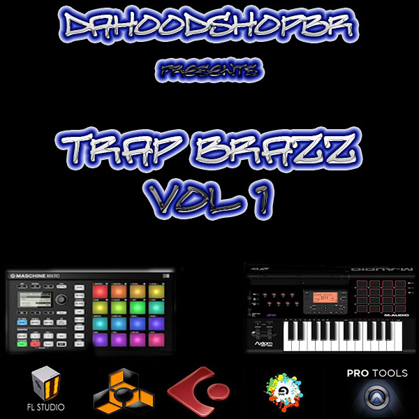 TRAP BRAZZ VOL 1